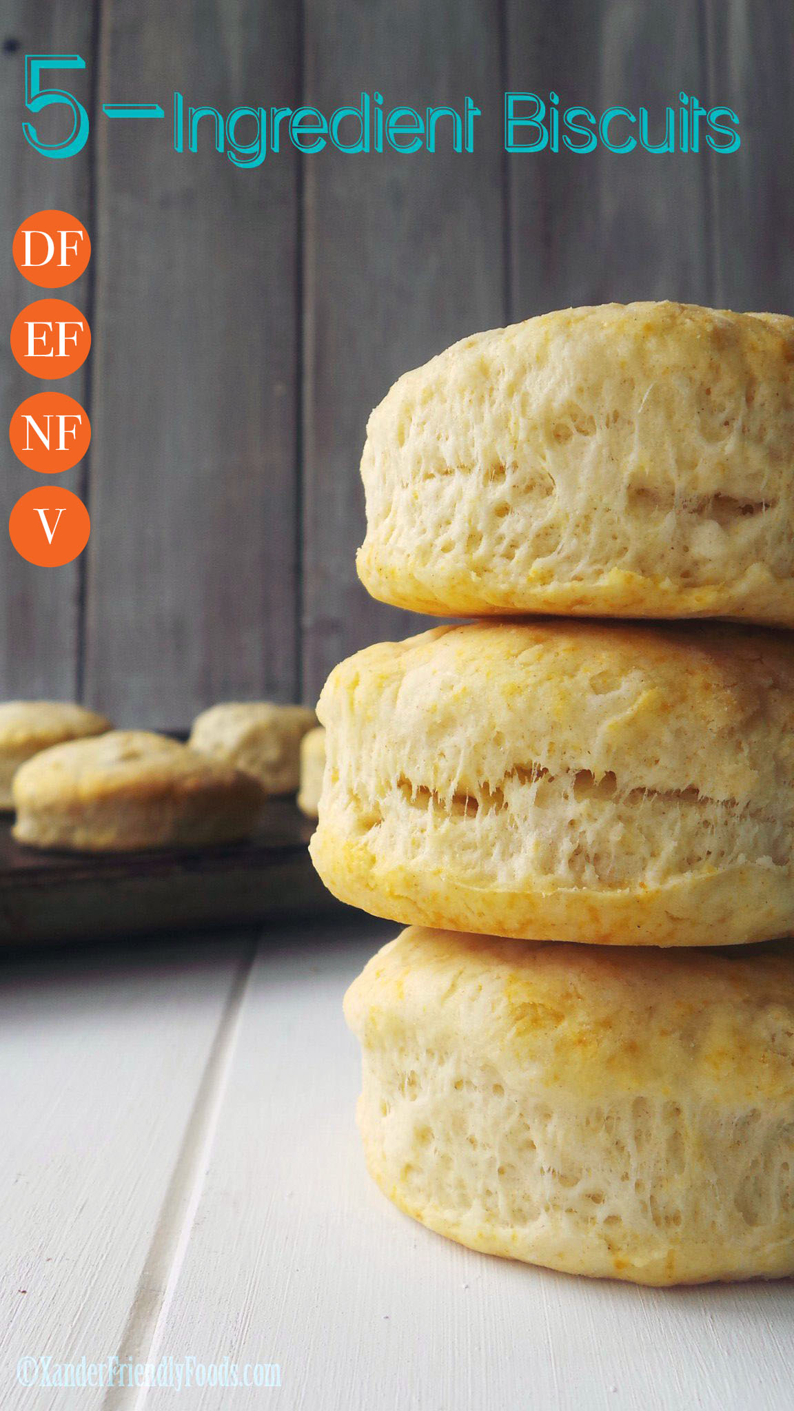 Fluffy Baked Bisquits