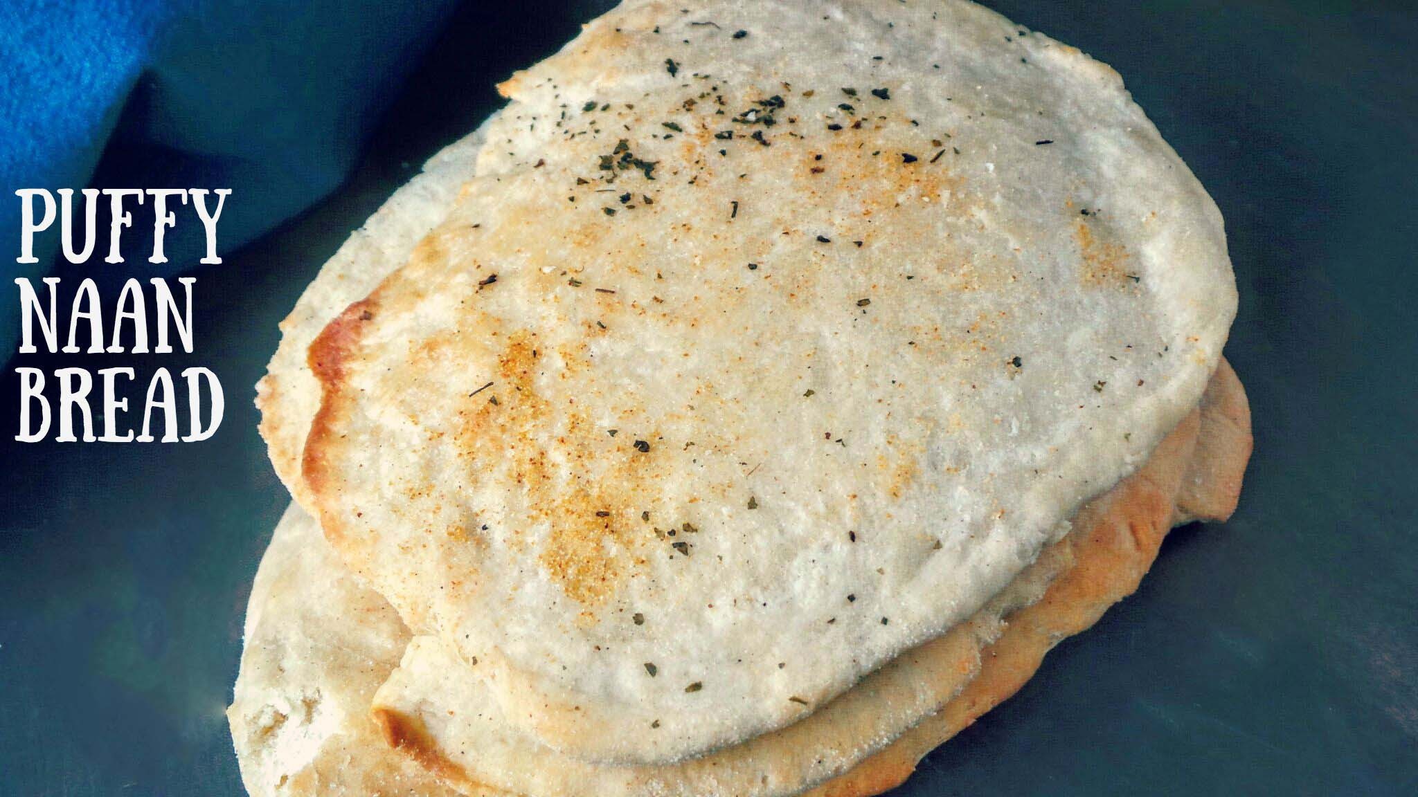 puffy Naan