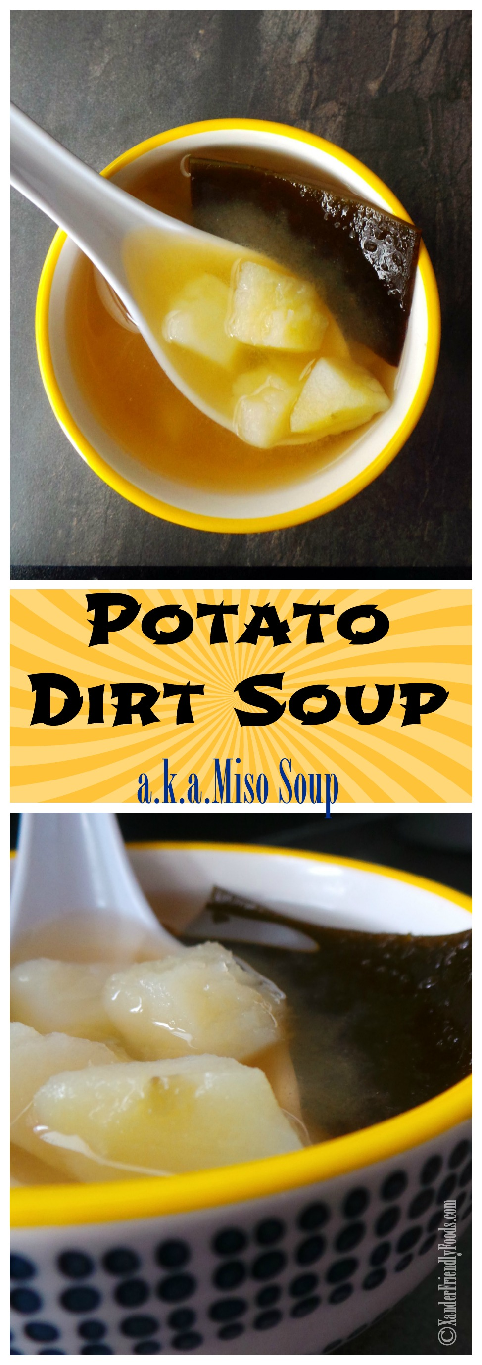 Dirt Soup Collage