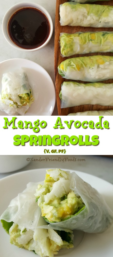 Mango Avo Springroll