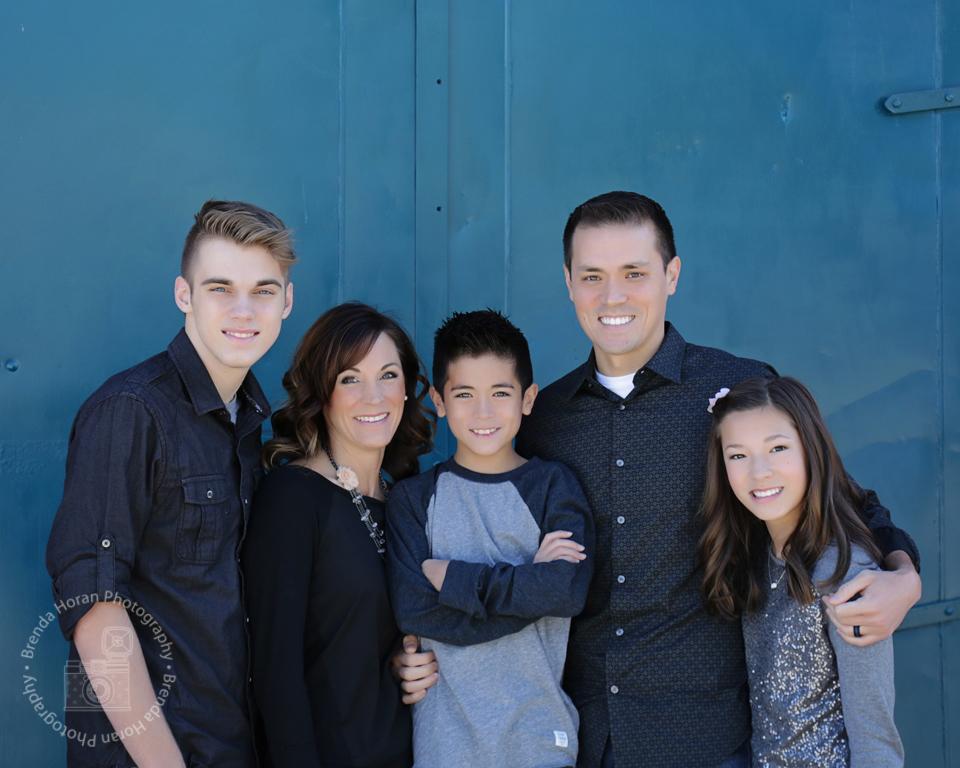 Dawson Family Pic