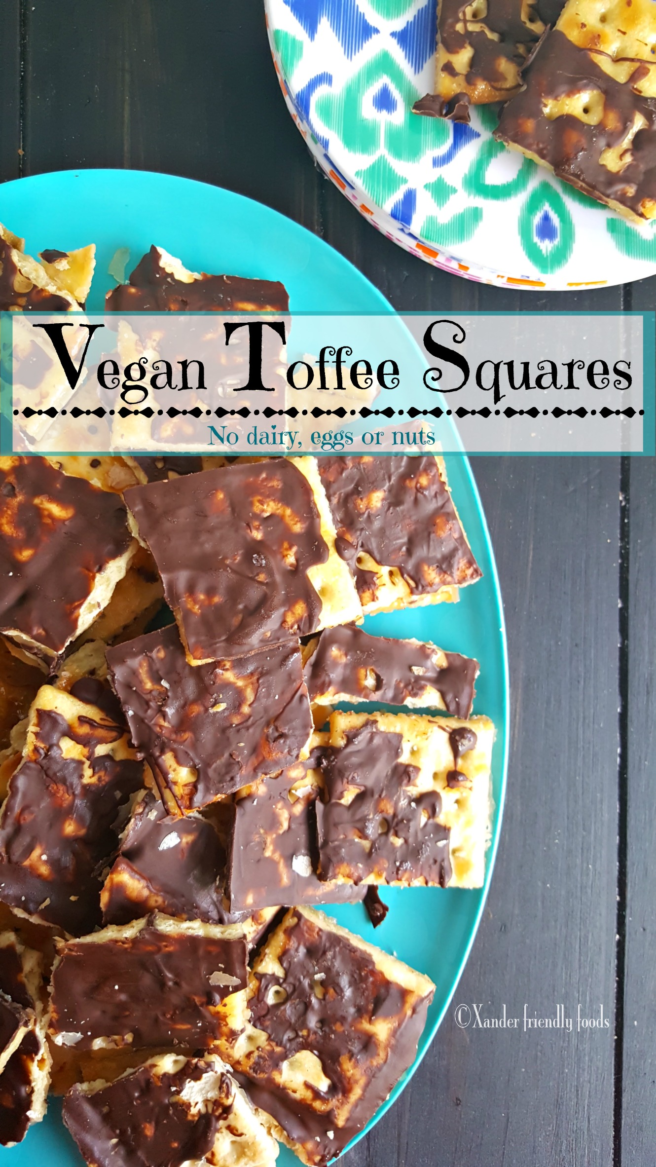 Toffee Square Cover