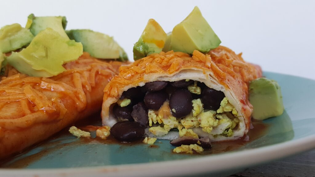Simple & Easy to make-ahead, Allergy-friendly Breakfast Burritos